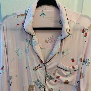 🎄🎄New Kate Spade pink pajamas